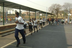 Junior clinics in Pretoria