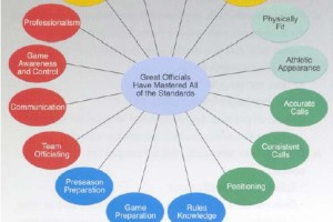 Officiating – what can we learn from the NBA?