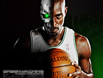 Cool KG and LeBron desktop wallpapers