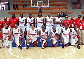 World Championships 2010 – Team Angola