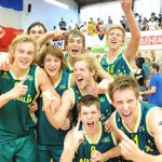 U18 youth basketball – 2010 Albert Schweitzer tournament
