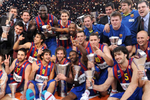 2010 Euroleague Champions – Regal FC Barcelona