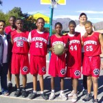 The Winelands Basketball League 2010
