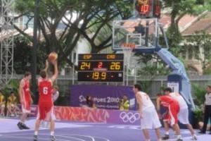 SA's basketball team at the Youth Olympic Games