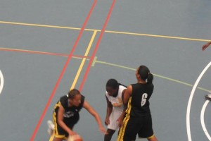 WCBA 2010 Ladies Finals – CPUT vs. Montana Vikings – Game 2