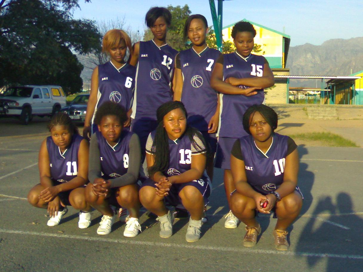 Winelands Basketball League Inaugural Season 2011