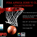 FIBA Africa Zone VI Club Tournament gets underway