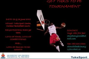 Tuks Basketball Tournament