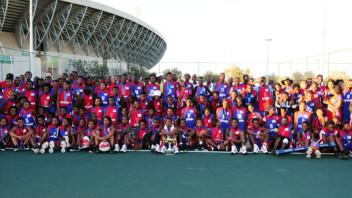 Royal Bafokeng Basketball Invitational Tournament for u/16 & u/19 Ladies, u/19 Boys