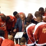 SA Men's Basketball National Team coach appointed